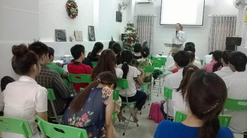 <b>Hội Thảo Nhân Sự Đầu Năm 2015 Tại Sài Gòn</b>