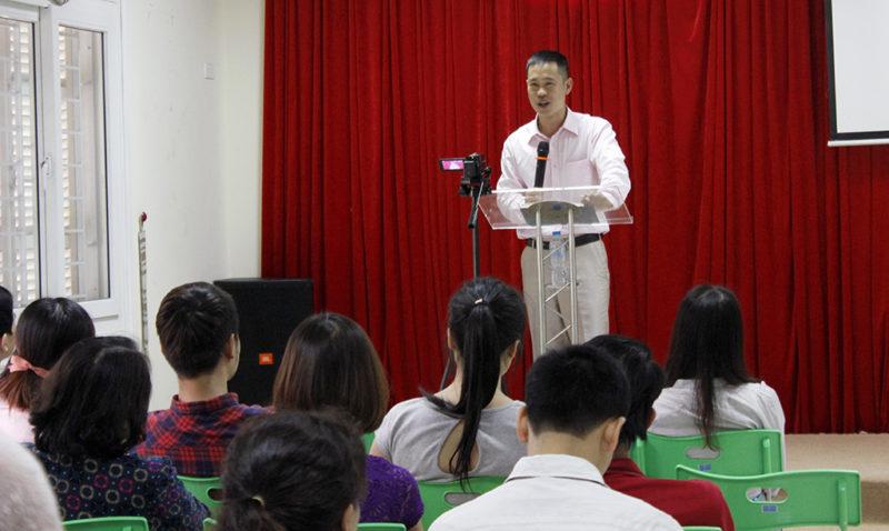 <b>BGCN 12/04/2015: Mặc Sự Công Chính Từ Chúa &#8211; Mục sư Phạm Ngọc Anh</b>