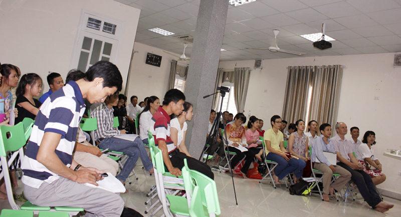 Hội Thánh Lời Sự Sống: Hội Thảo Thần Học Năm 2015