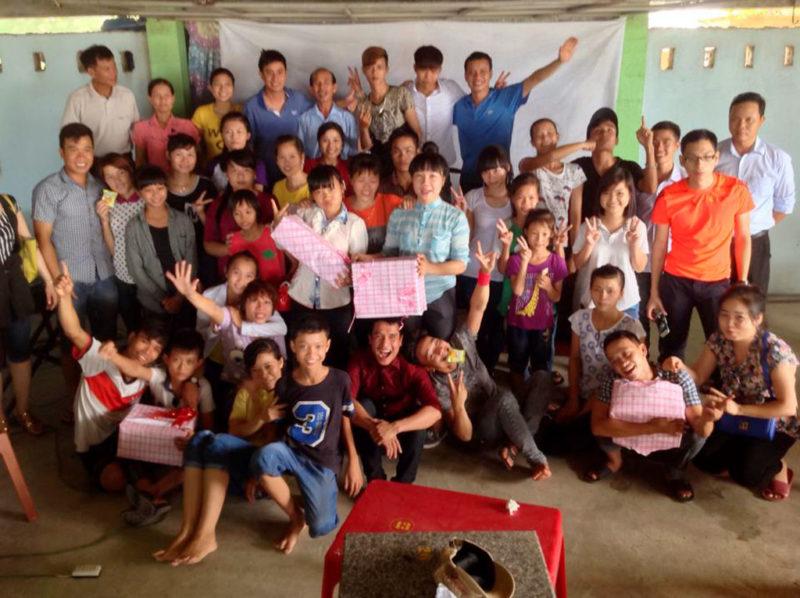 Trại Hè Thanh Niên 2015 Tại Nghệ An – Kỹ Năng Sống 4T