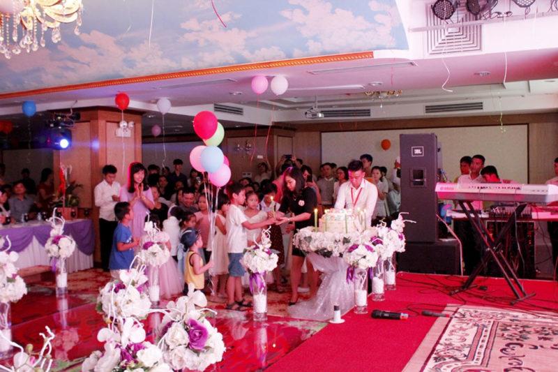 Mừng Sinh Nhật Hội Thánh Tròn 11 Tuổi