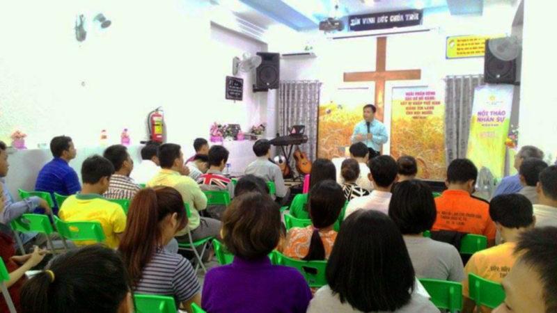 Hội Thảo Nhân Sự Miền Nam Tháng 09/2015
