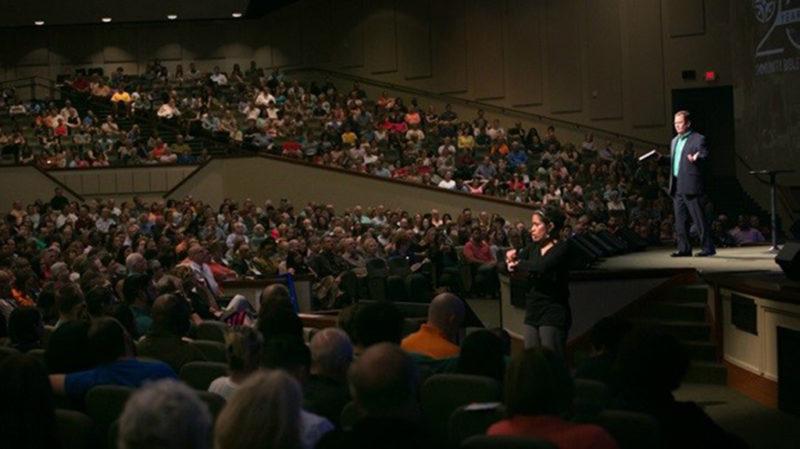Nghiên Cứu Về Những Thay Đổi Trong Các Hội Thánh Lớn Tại Mỹ