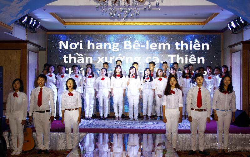 Hội Thánh Lời Sự Sống Việt Nam – Giáng Sinh Năm 2015