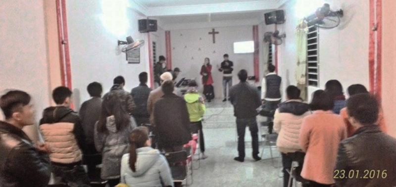 Buổi Thánh Nhạc Tại Bắc Ninh