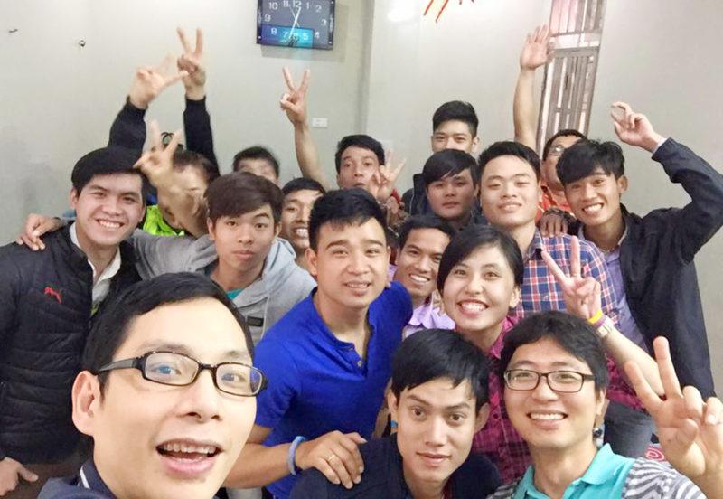 Khóa Huấn Luyện Truyền Giáo Dành Cho Thanh Niên