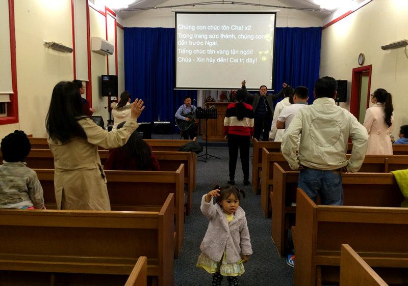Hội Thánh Lời Sự Sống Việt Nam Tại Úc – Những Khó Khăn Và Thách Thức
