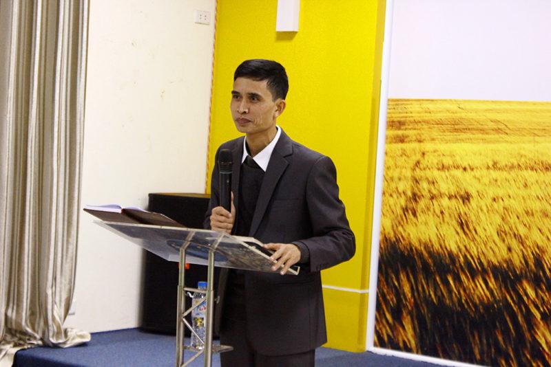 Hãy Thêm Sự Nhận Biết Chúa – Mục sư Nguyễn Huy Hoàng – BGCN 24/01/2016