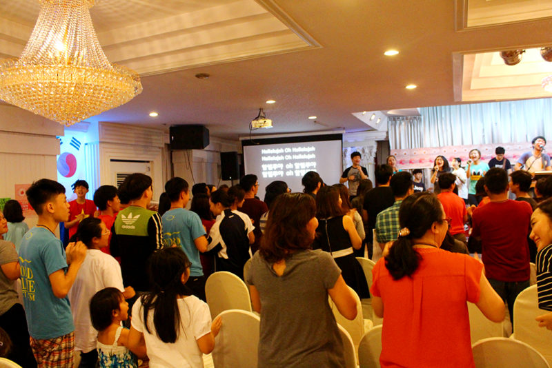 Hội Trại Truyền Giáo Thanh Thiếu Niên Châu Á