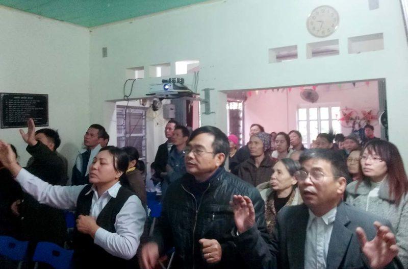 Hội Thánh Lời Sự Sống Hưng Yên – Bước Đi Cùng Khải Tượng