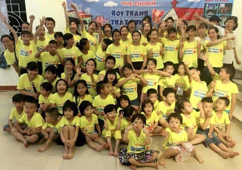 Trại Hè 2016: Hành Trình Nâng Bước Thiếu Nhi