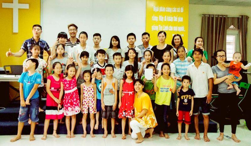 Tổng Kết Khóa Học Âm Nhạc Mùa Hè Tại Hà Nội