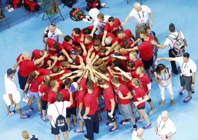 Mười Vận Động Viên Cơ Đốc Nhân Nổi Bật Của Đội Tuyển Hoa Kỳ Tại Olympics Rio 2016