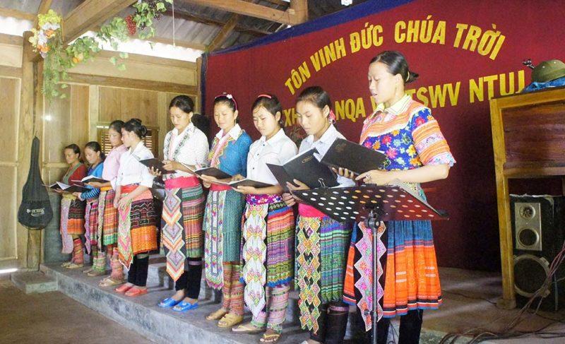 Ký Sự Một Chuyến Thăm Hội Thánh Tại Điện Biên