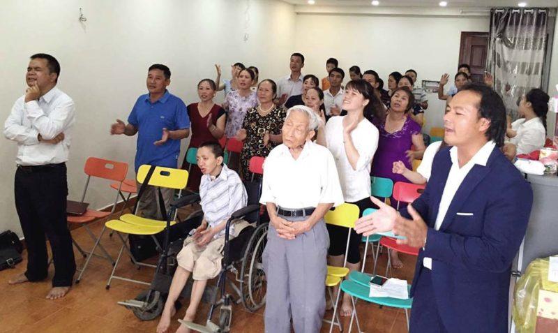 Mừng Sinh Nhật Hội Thánh Từ Liêm Tròn Bốn Tuổi