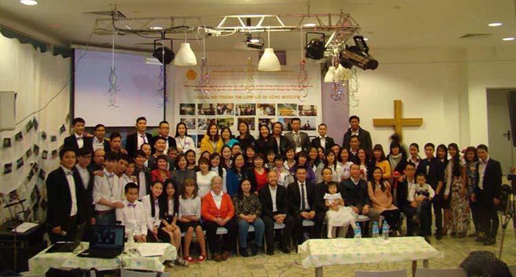 Sinh Nhật Hội Thánh 21 Tuổi – Hội Thánh Lời Sự Sống Việt Nam Tại Moscow