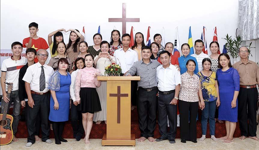 Lễ Tổng Kết Khóa Học Kinh Thánh Lời Sự Sống Năm 2 Tại Quảng Ninh
