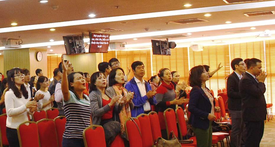 Hành Động Trong Đức Tin – Mục Sư Phạm Ngọc Anh – BGCN 27/11/2016