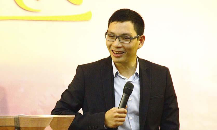 Món Quà Tặng Chúa – Mục Sư Nguyễn Quang Hòa – BGCN 18/12/2016
