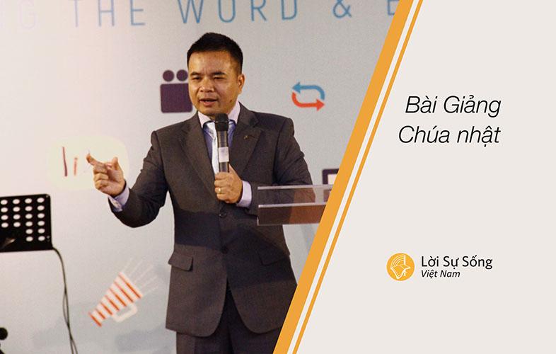 Hôn Nhân Do Đức Chúa Trời Thiết Lập | Mục Sư Phạm Tuấn Nhượng | BGCN 05/03/2017