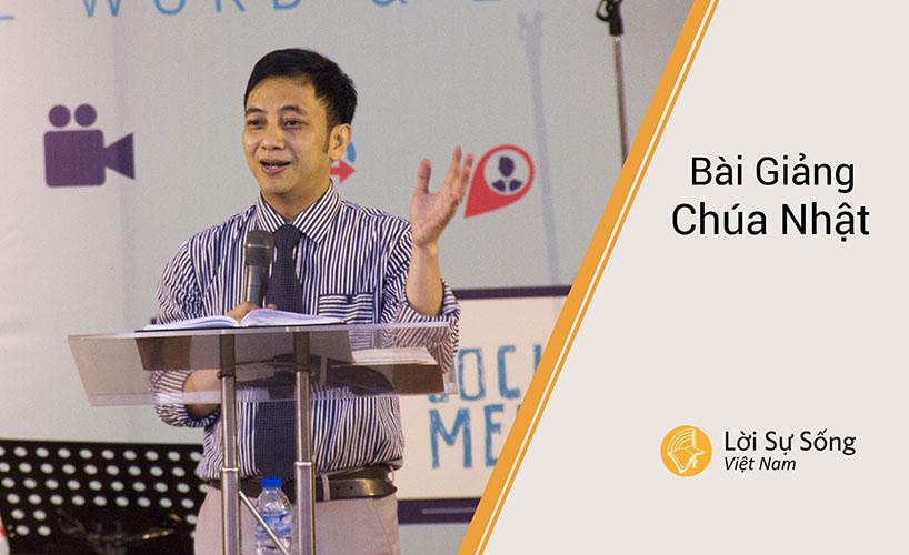 Lời Cầu Nguyện Của Đa-ni-ên | Mục Sư Nguyễn Đình Hưng | BGCN 23/04/2017