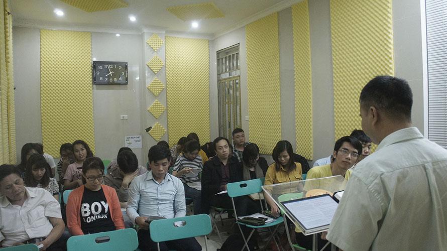 Khóa Học Kinh Thánh Lớp Hàm Thụ Năm 2017