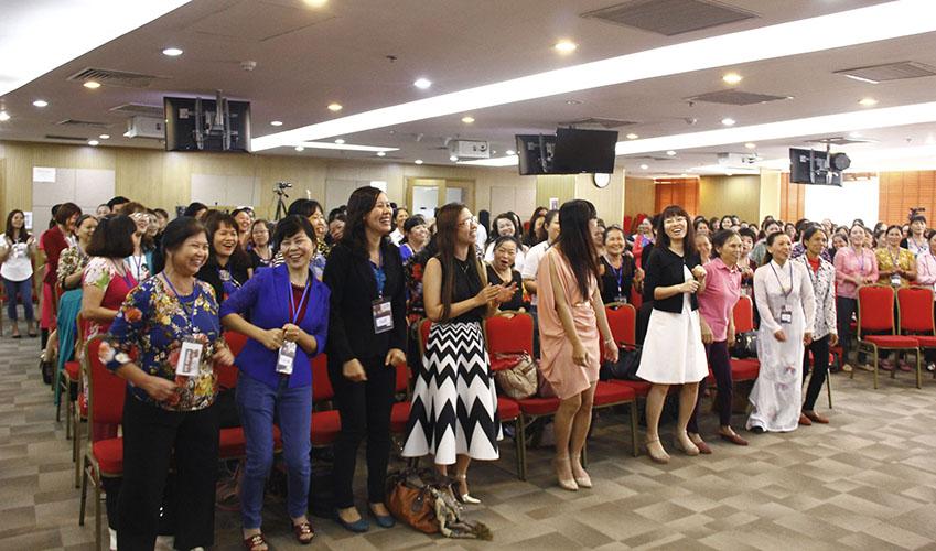 Hậu Phương Vững Chắc | Đại Hội Nữ Giới 2017