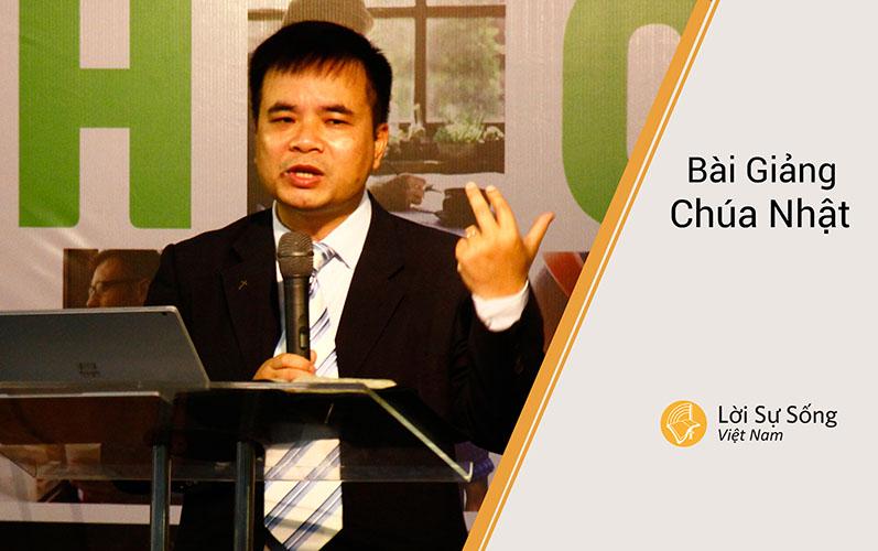 Gìn Giữ Tình Yêu Ban Đầu Với Chúa | Mục Sư Phạm Tuấn Nhượng | BGCN 30/04/2017