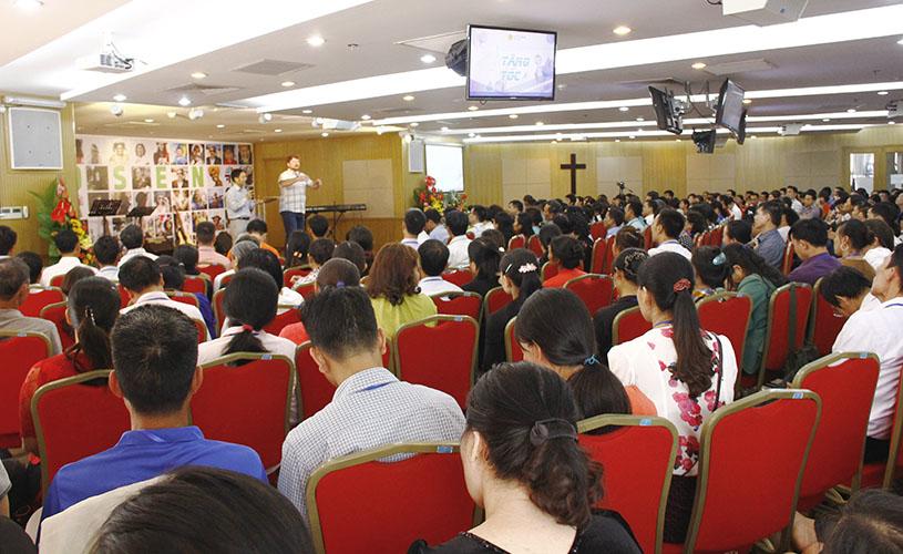 Đại Hội Nhân Sự Lời Sự Sống Việt Nam 01-02/05/2017