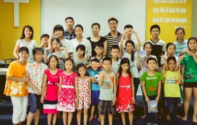 Lớp học nhạc mùa hè 2016