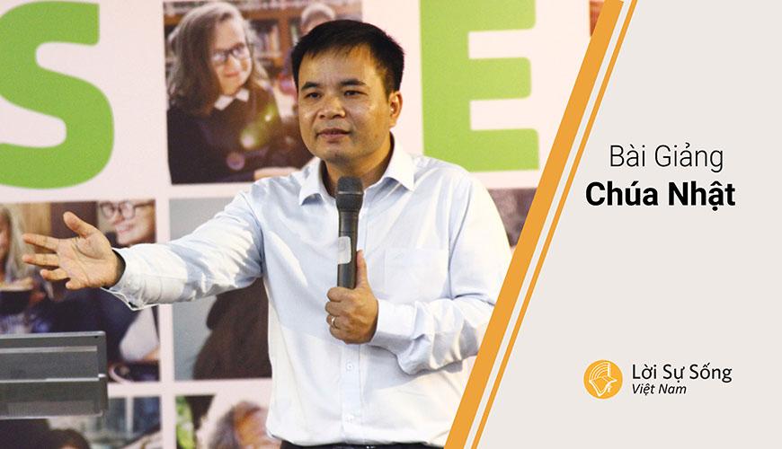Sức Mạnh Của Lời Nói | Mục Sư Phạm Tuấn Nhượng | BGCN 25/06/2017
