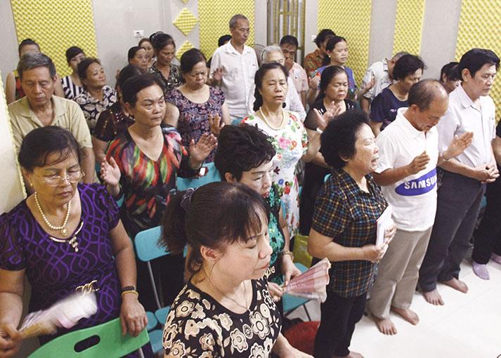Vẫn Có Thể Trở Thành Người Hầu Việc Chúa   Buổi Nhóm Của Những Người Lớn Tuổi 07/07/2017