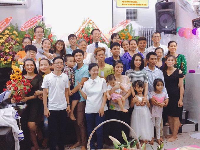 Mừng Sinh Nhật Hội Thánh 10 Năm Tuổi | Hội Thánh Lời Sự Sống Tại Sài Gòn