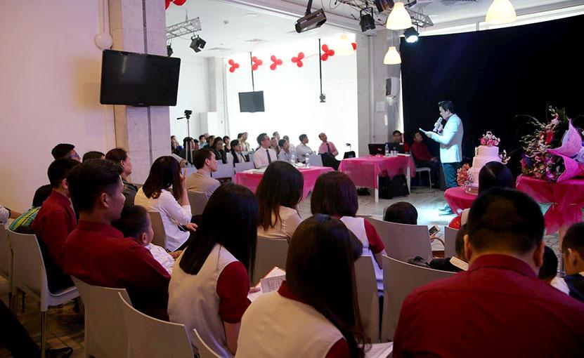 Mừng Sinh Nhật Hội Thánh Lời Sự Sống Việt Nam Tại Moscow Tròn 22 Tuổi