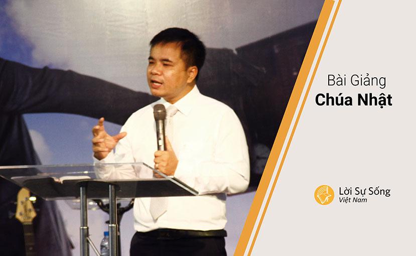 Công Việc Của Đức Thánh Linh | Mục Sư Phạm Tuấn Nhượng | BGCN 06/08/2017