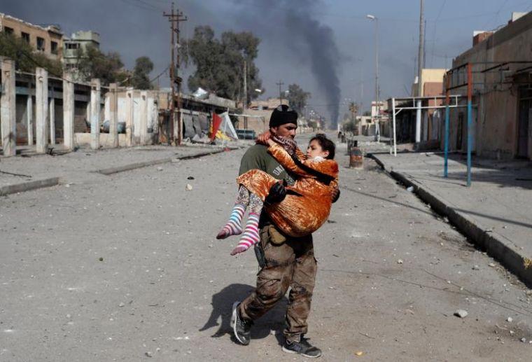 Chiến Sự Tại Iraq và Tấm Gương Cơ Đốc Thầm Lặng