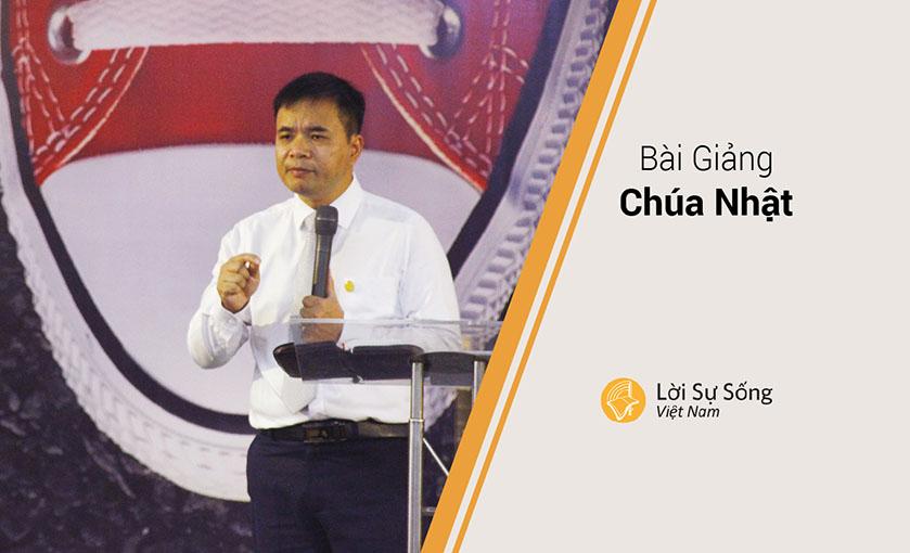 Dâng Cuộc Đời Cho Chúa | Mục Sư Phạm Tuấn Nhượng | BGCN 03/09/2017