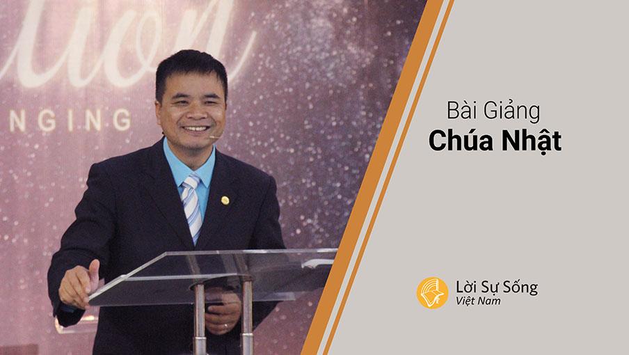 Đặt Tên Cho Năm Mới | Mục Sư Phạm Tuấn Nhượng | BGCN 07/01/2018